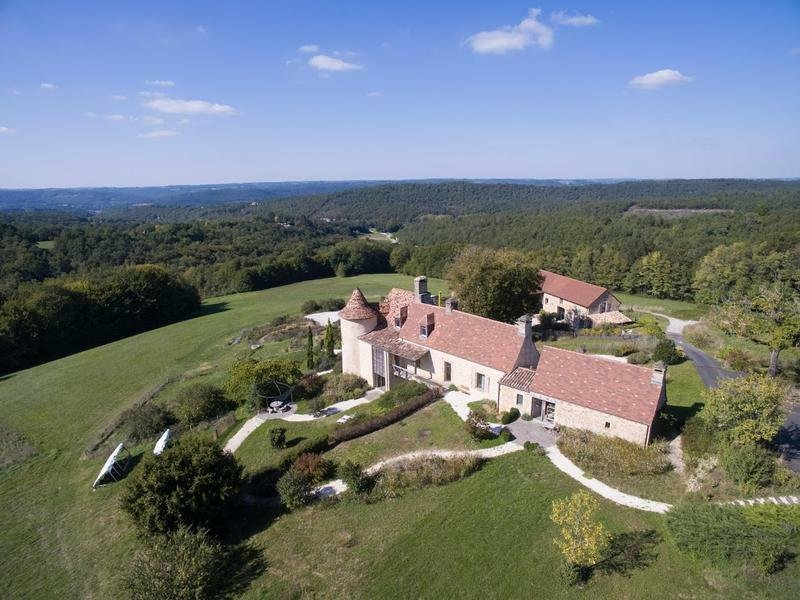 Chateau in Montignac, Nouvelle-Aquitaine, France 1