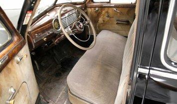 1947 Chevrolet Fleetmaster Sedan