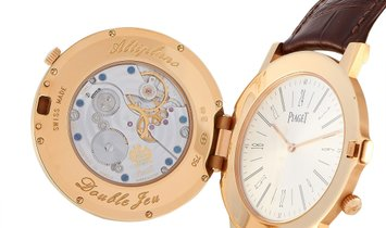 Piaget Piaget Altiplano Double Jeu Watch G0A35153