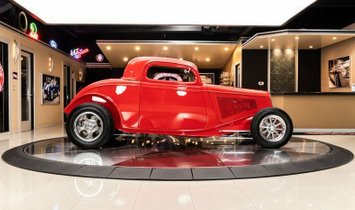 1933 Ford 3-Window Coupe Street Rod