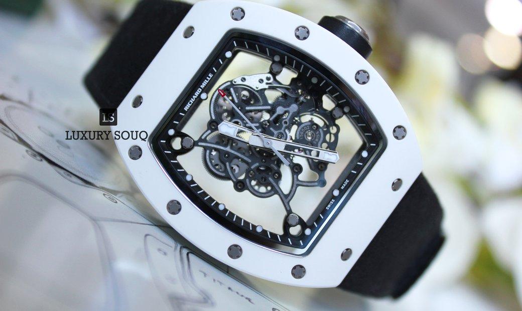 Richard Mille RM055 Carbon