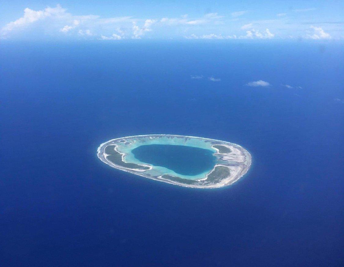 Private Island in Anuanurunga, French Polynesia 1