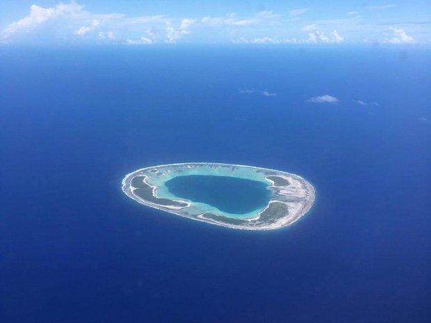 Île privée à Anuanurunga, Polynésie française 1