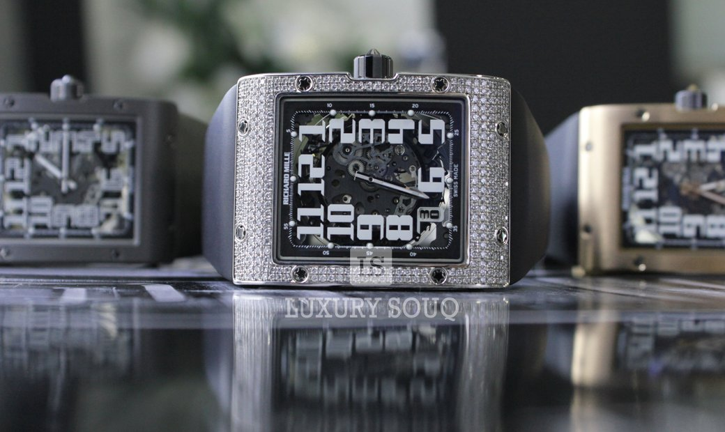 Richard Mille RM016 Extra Flat
