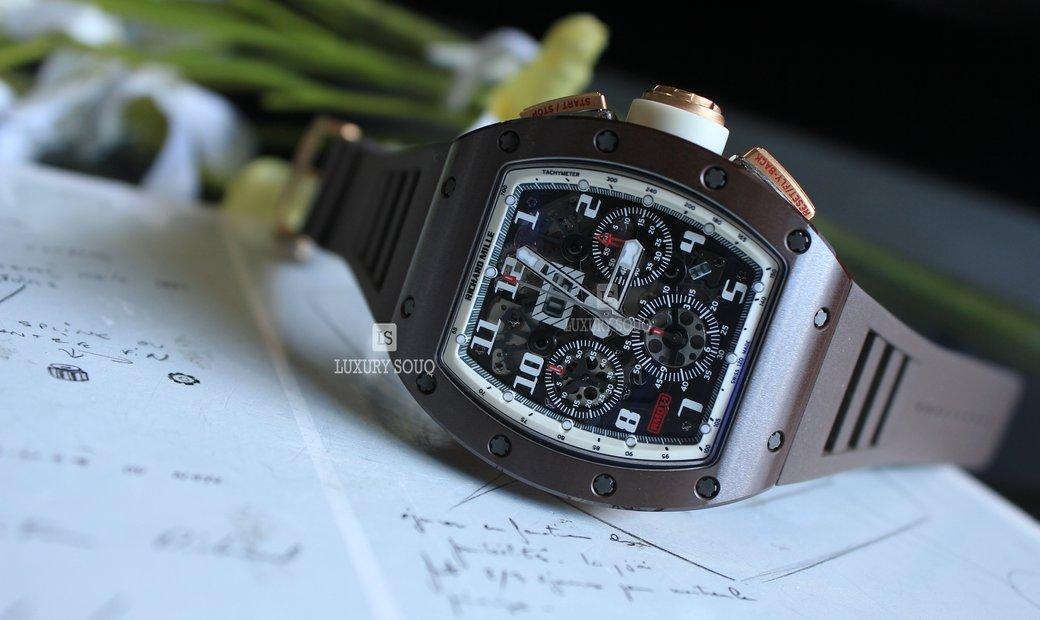 Richard Mille RM011 AN RG-TZP-Z