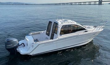 Cutwater C24 Coupe