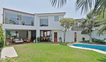 Haus in Distrikt Lima, Metropolitan Municipality of Lima, Peru 1