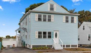 Maison à Saugus, Massachusetts, États-Unis 1