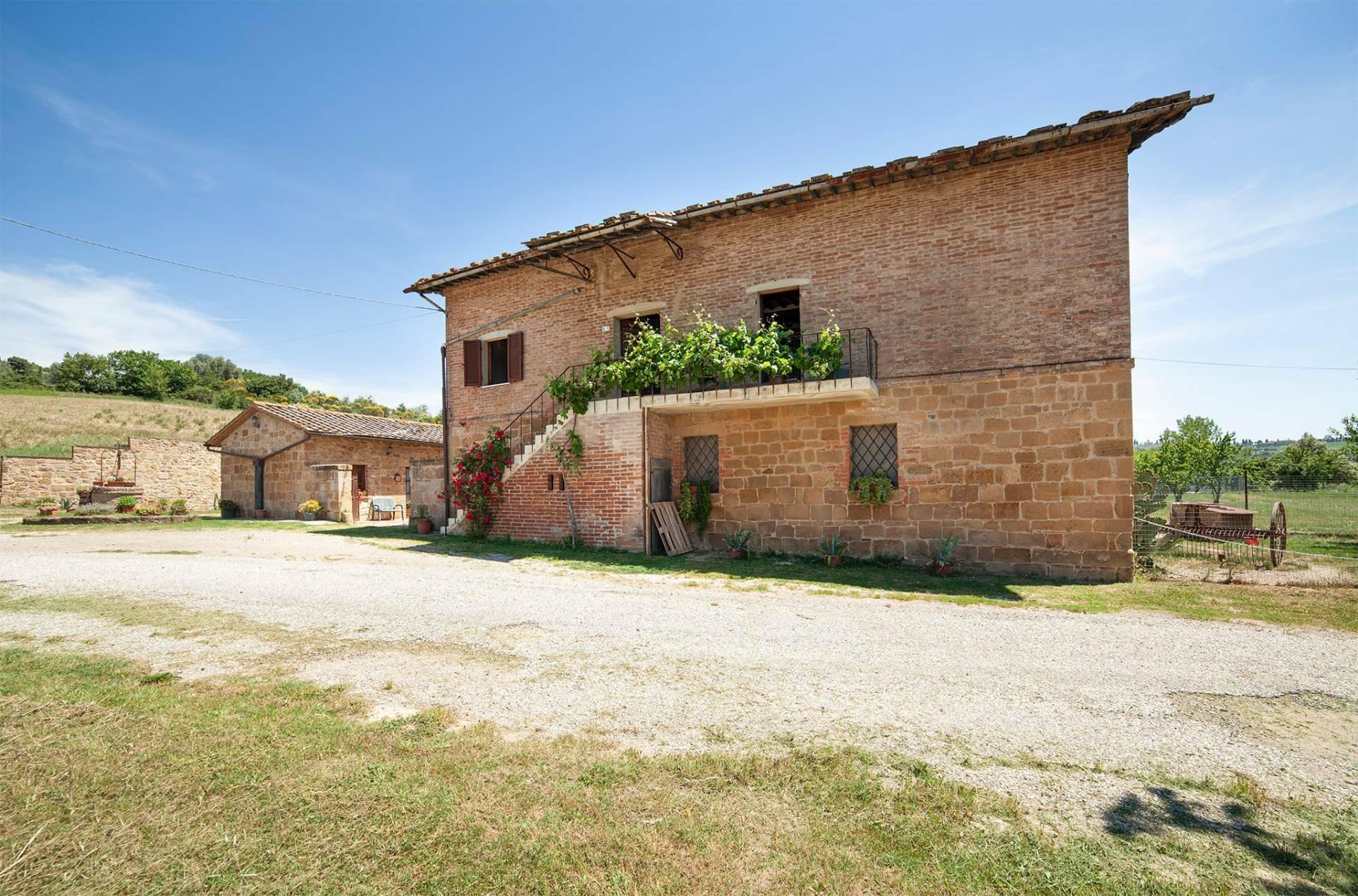Pienza, Tuscany, Italy 1