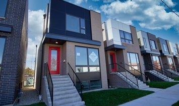 Дом в Чикаго, Иллинойс, Соединенные Штаты Америки 1