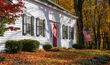 Casa en Montague, Massachusetts, Estados Unidos 1