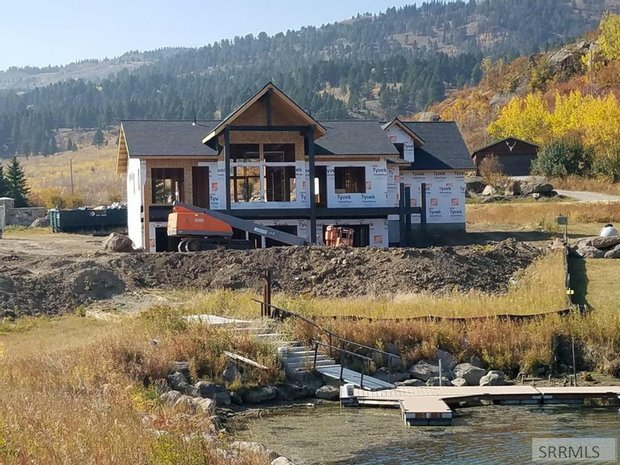 House in Island Park, Idaho, United States 1