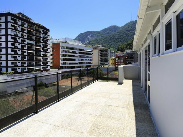 Wohnung in Jardim Botânico, Rio de Janeiro, Brasilien 1