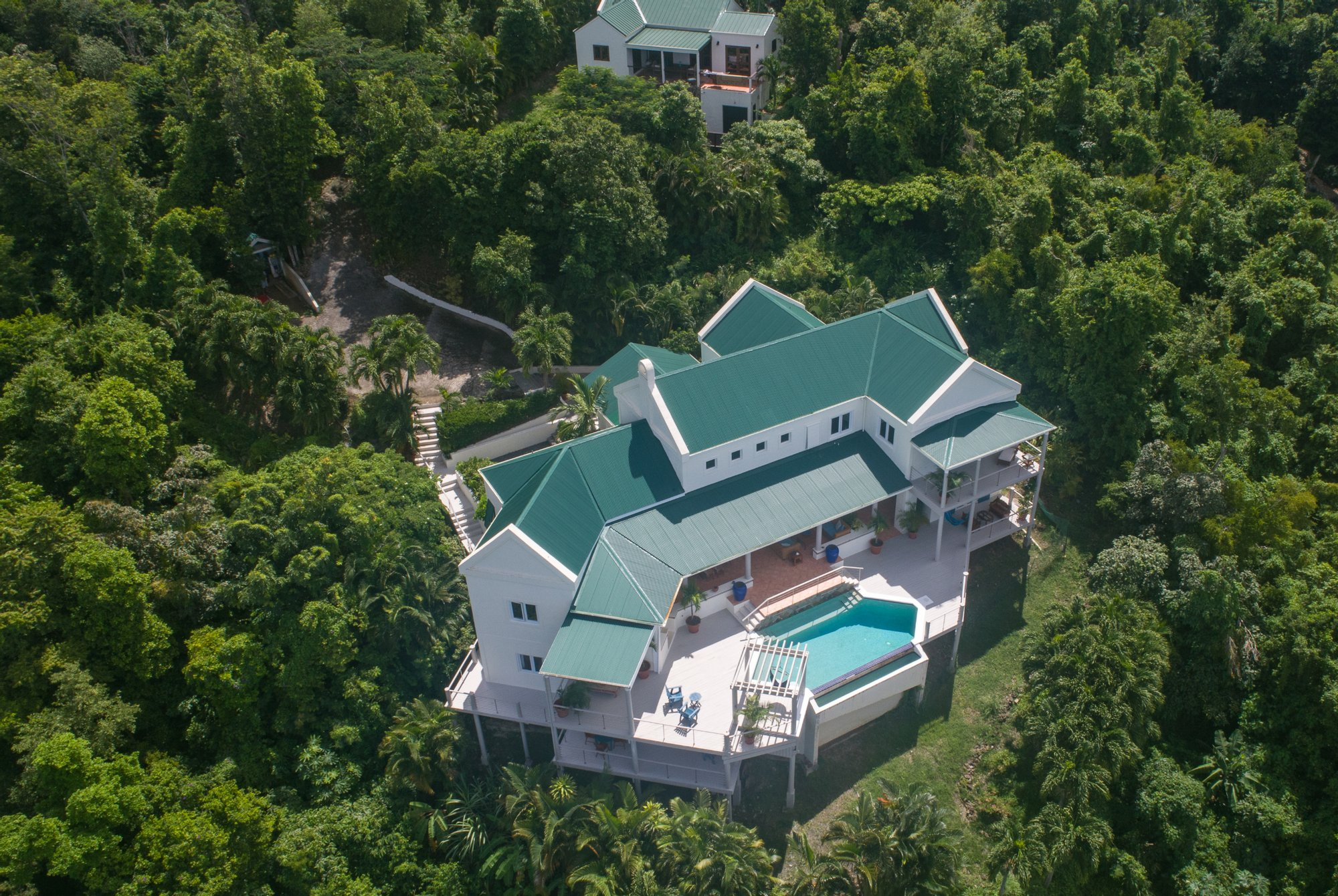 House in Parham Town, Tortola, British Virgin Islands 1