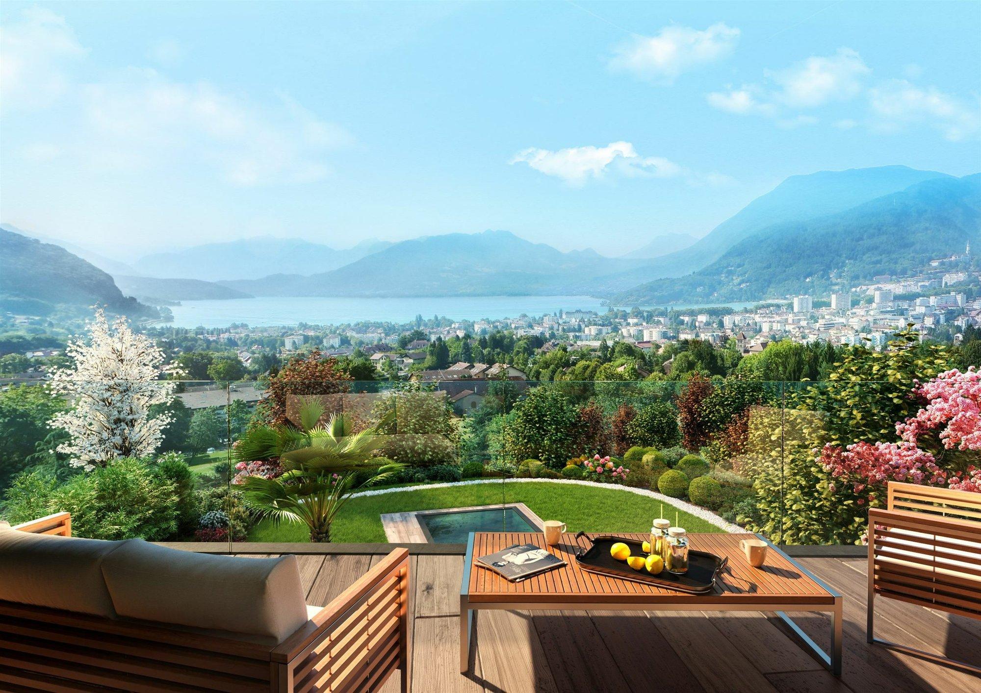 Apartment in Annecy-le-Vieux, Auvergne-Rhône-Alpes, France 1