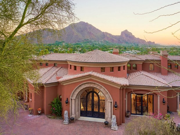 House in Paradise Valley, Arizona, United States 1