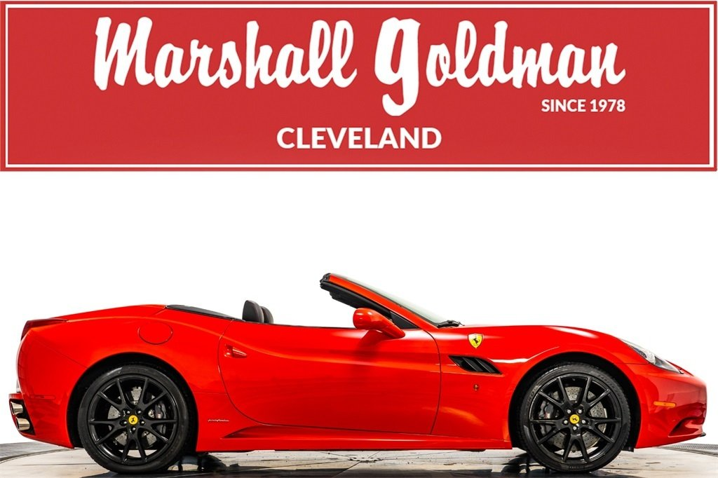 2013 Ferrari California In Cleveland Oh United States For Sale 11168710