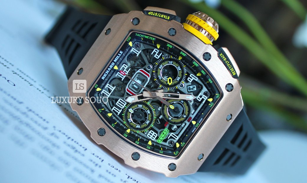 Richard Mille RM11-03 Automatic Flyback Chronograph