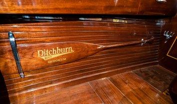 Antique Ditchburn Launch