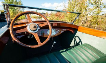 Antique Sea Lyon 35 Triple Cockpit