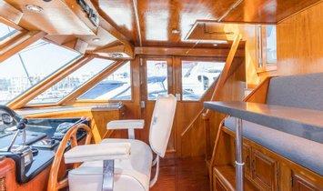 Ocean Alexander 540 Pilothouse