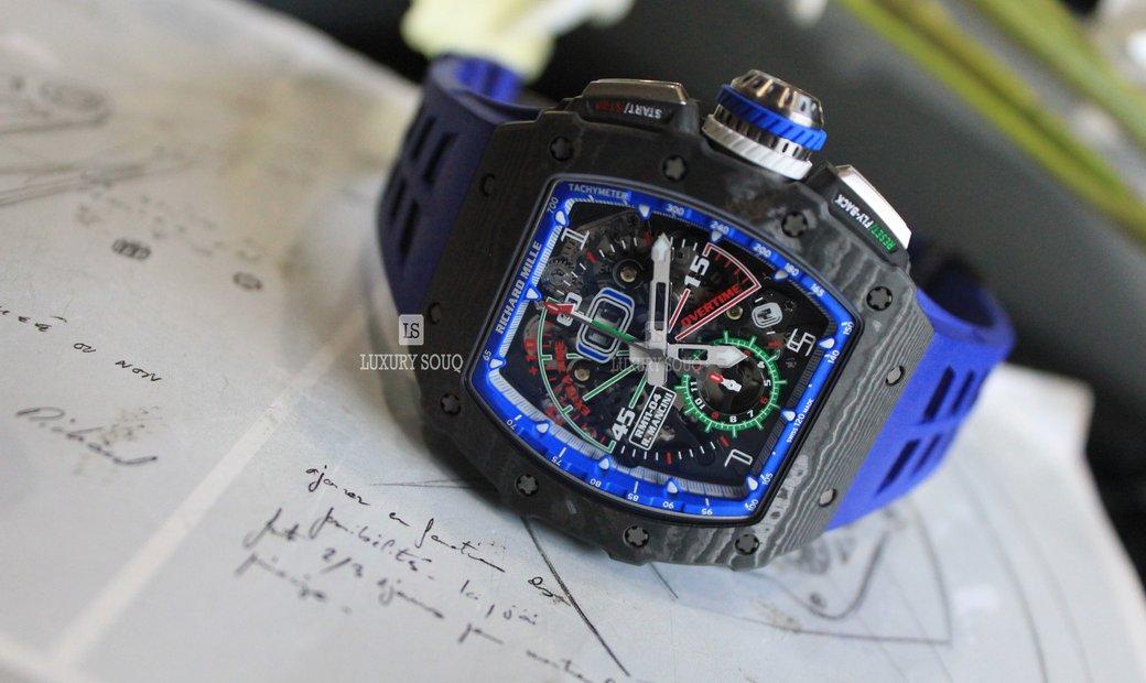 Richard Mille RM11-04 Roberto Mancini