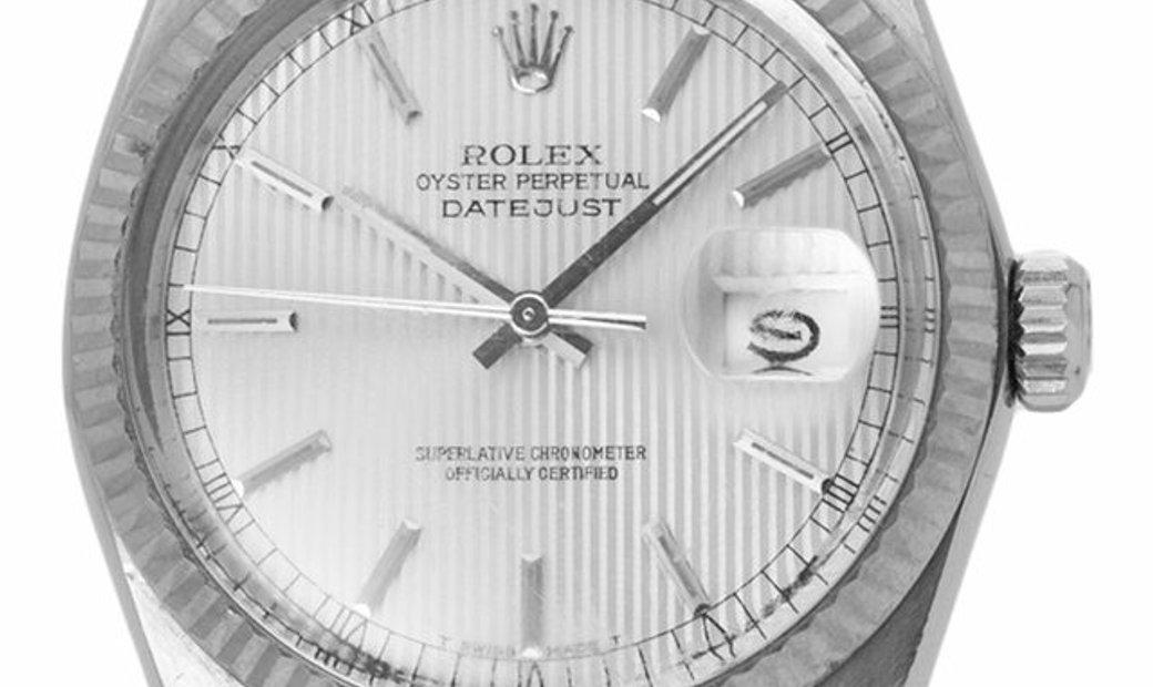 Rolex Datejust 16014, Baton, 1986, Good, Case material Steel, Bracelet material: Steel