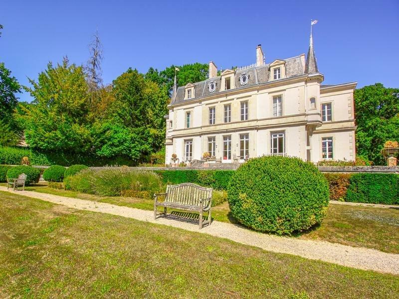 Chateau in Quantilly, Centre-Val de Loire, France 1