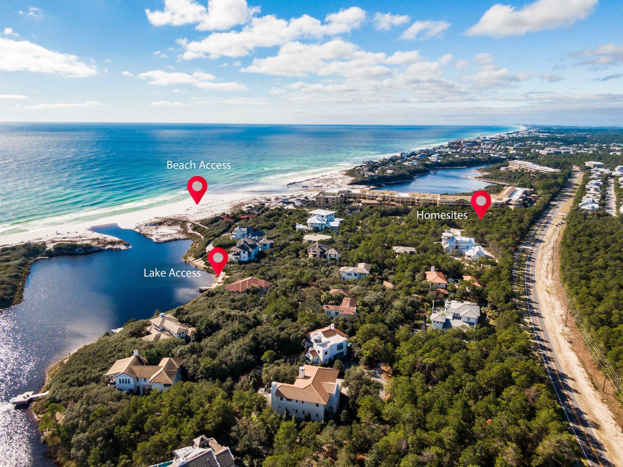 Land in Santa Rosa Beach, Florida, United States 1