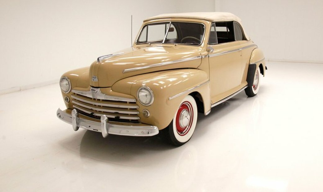 1947 Ford Super Deluxe In Morgantown United States For Sale 11175722