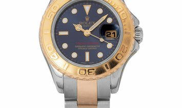 Rolex Yacht-Master 169623, Baton, 2007, Good, Case material Steel, Bracelet material: S