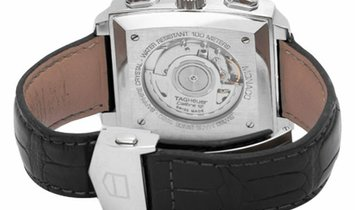 TAG Heuer Monaco CAW2111.FC6183, Baton, 2014, Very Good, Case material Steel, Bracelet
