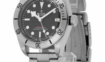 Tudor Heritage Black Bay 79730, Baton, 2017, Good, Case material Steel, Bracelet materi