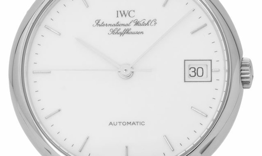 IWC Portofino Automatic IW351318, Baton, 1992, Good, Case material Steel, Bracelet mate