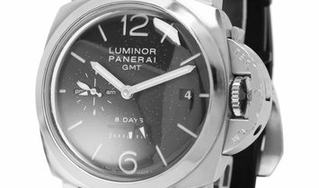 Panerai Luminor 1950 PAM00233, Baton, 2014, Good, Case material Steel, Bracelet materia