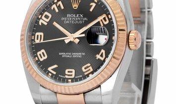 Rolex Datejust 116231, Arabic Numerals, 2011, Very Good, Case material Steel, Bracelet