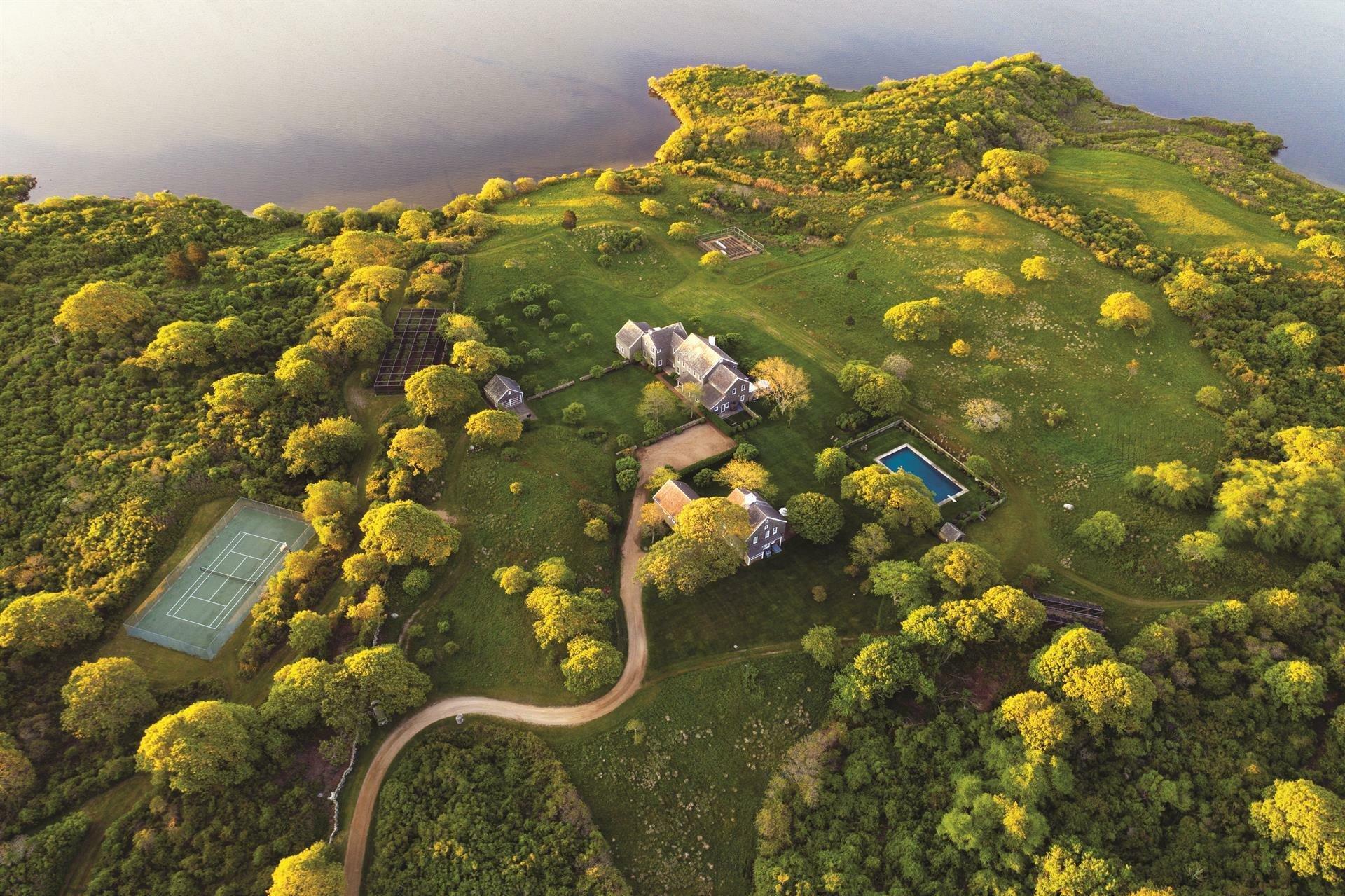 House in Aquinnah, Massachusetts, United States 1