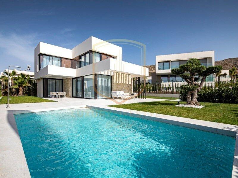 House in Finestrat, Valencian Community, Spain 1