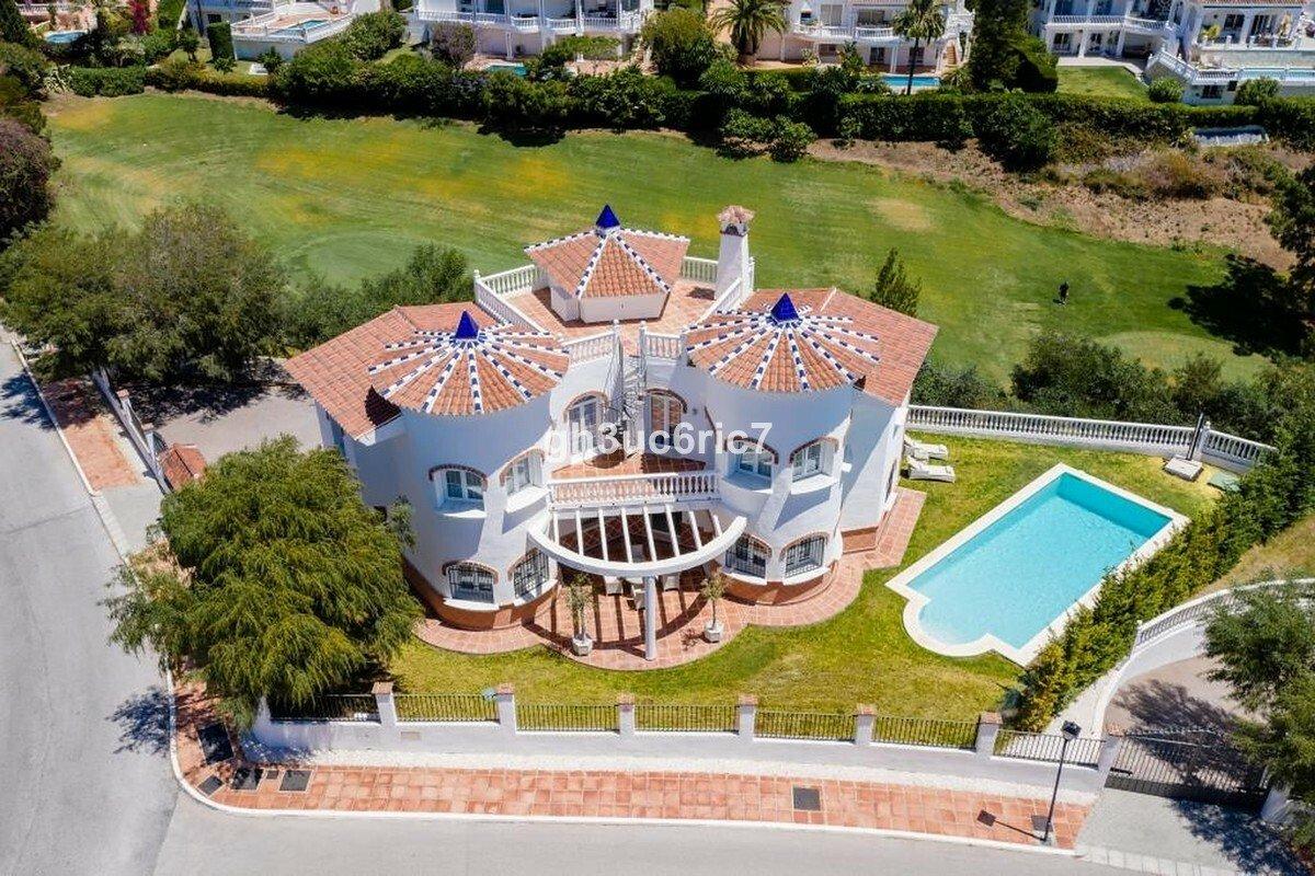 Villa in Cancelada, Andalusia, Spain 1