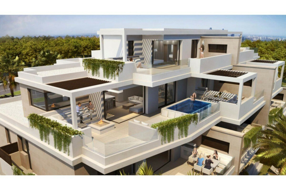 Bungalow in Estepona, Andalusia, Spain 1 - 11179062
