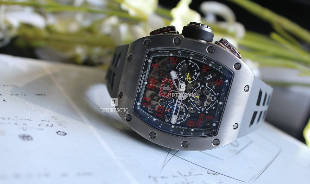Richard Mille RM011 Titanium