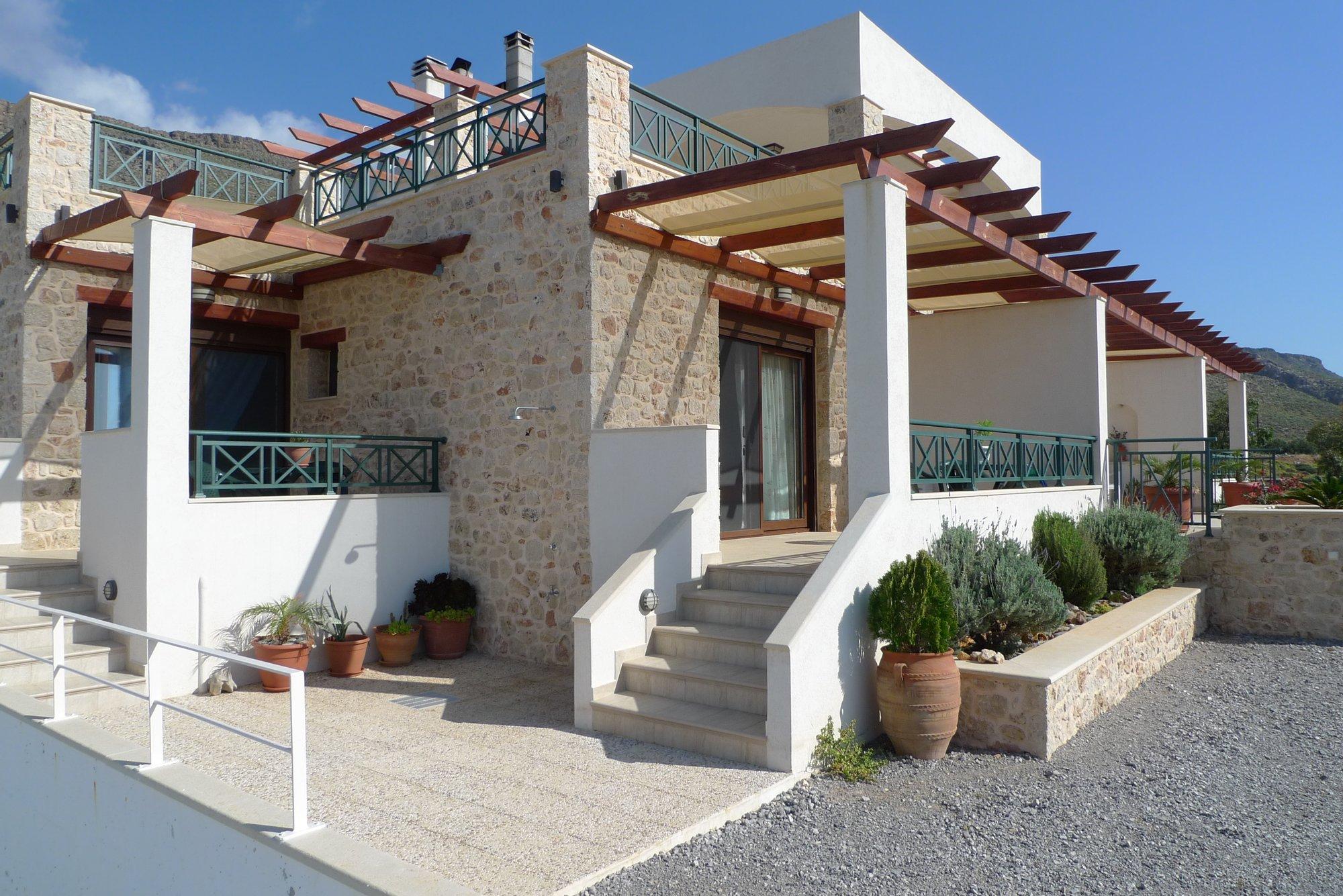 House in Xirokampos, Greece 1