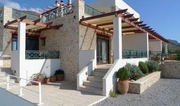 Дом в Xirokampos, Греция 1