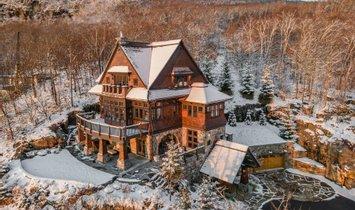 Casa en Mont-Tremblant, Quebec, Canadá 1