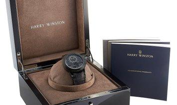 Harry Winston Harry Winston Ocean Tourbillon Project Z3 Watch 400/MAT 44 WK