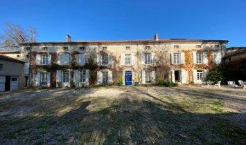 Haus in Carbes, Okzitanien, Frankreich 1