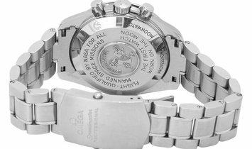 Omega Speedmaster Moonwatch Chronograph 311.30.42.30.01.005, Baton, 2018, Very Good, Ca