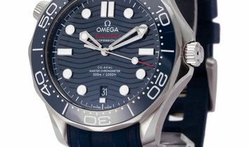 Omega Seamaster Diver 300 M 210.32.42.20.03.001, Baton, 2020, Very Good, Case material