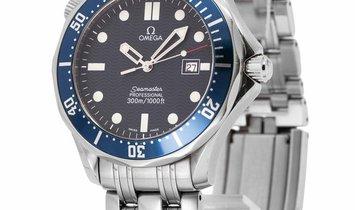 Omega Seamaster 300 M 2541.80.00, Baton, 2006, Very Good, Case material Steel, Bracelet