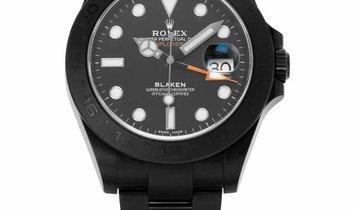 Rolex Explorer II 216570 PVD, Baton, 2020, Very Good, Case material Steel, Bracelet mat